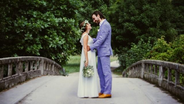 Olga y Pino - Una boda internacional.
