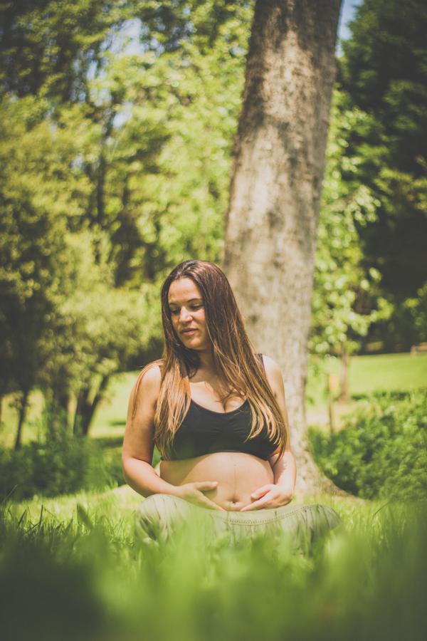 reportaje de embarazo en Cantanbria