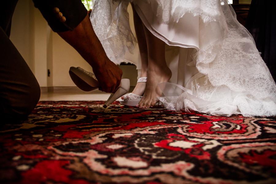 fotos de boda en la casona de las fraguas cantabria los zapatos de novia foto