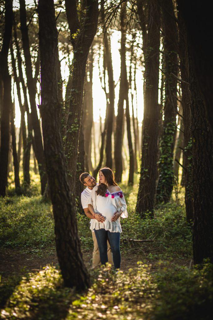 fotos de pareja esperando un niño