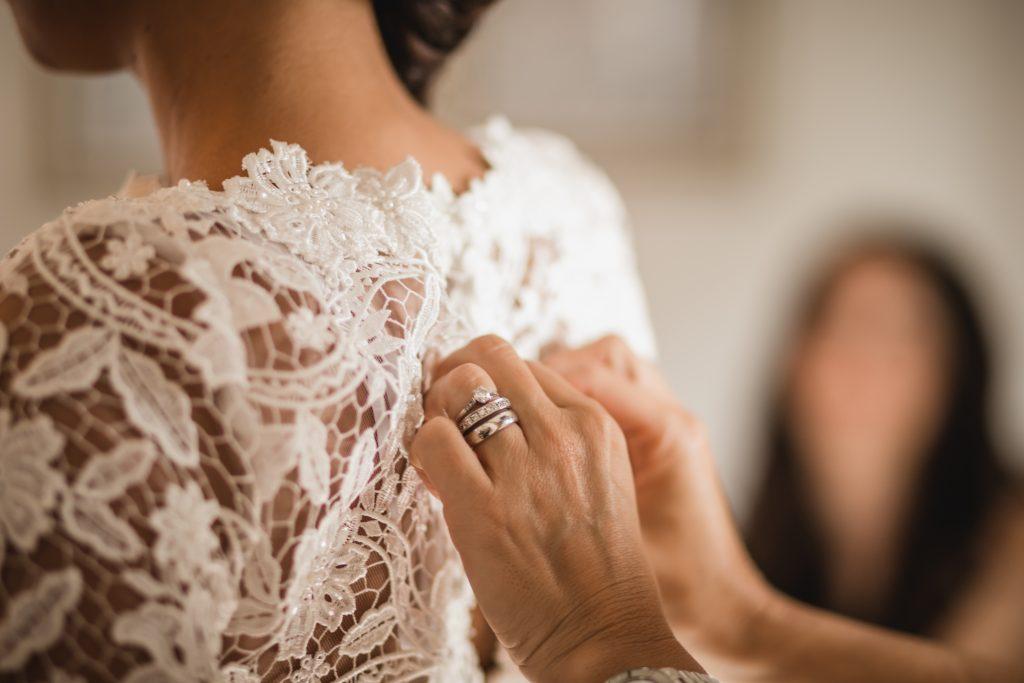 vestido de novia santander